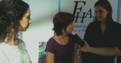 Informe sobre la Jornada «Entre-lazando saberes de ESI», por Radio & TV Almafuerte